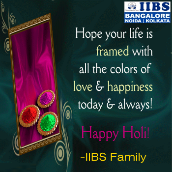 Happy Holi! May the cheer of colours always remain in your life