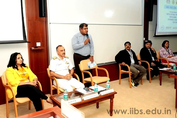 One day National Level Workshop organized by VTPC at IIM-B