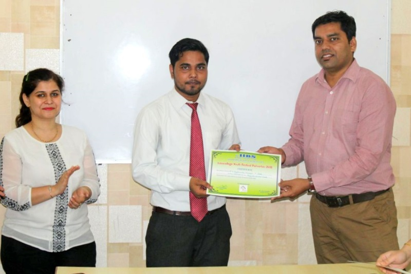 IIBS Noida MBA Students Received Appreciation & Accolades for Successful Planning and Execution