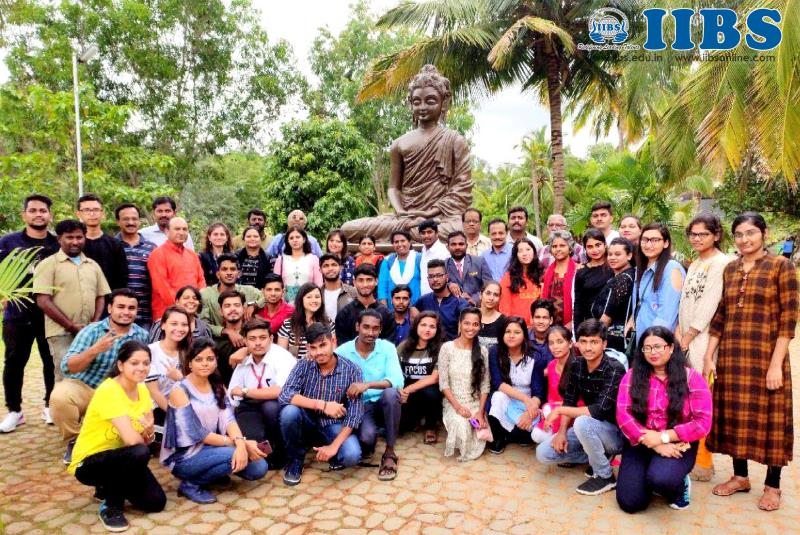 Day Trip to Pyramid Valley Meditation Centre by IIBS Team