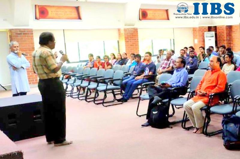 Management Development Program at Pyramid Valley Meditation Centre  for IIBS Team
