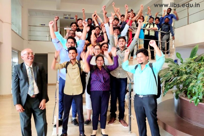 MOM: Together to Win an Activity by PGDM Batch 2019 at IIBS Bangalore
