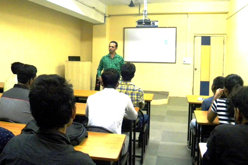 MOM Day 3: A Session on Ethics & Values at IIBS Noida Campus