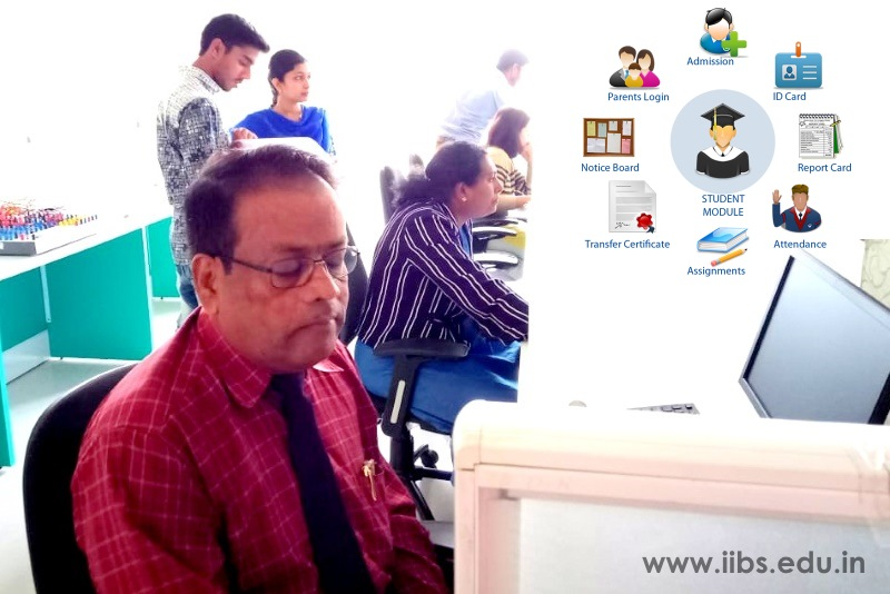 ERP Implementation in IIBS, A Step Forward in Education