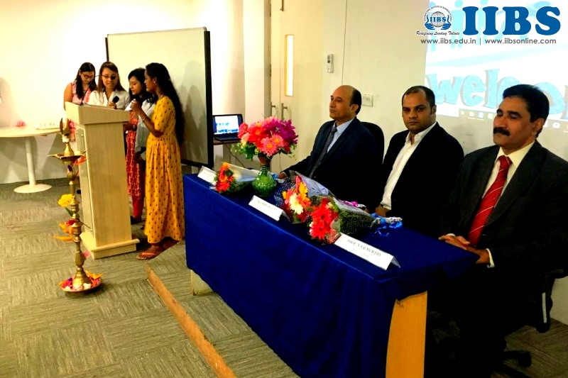 Inauguration of PGDM 2019 Batch at IIBS B-School Bangalore | Management Orientation Month (MOM)
