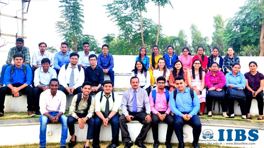 MOM: Orientation Program for PGDM Student - IIBS Bangalore
