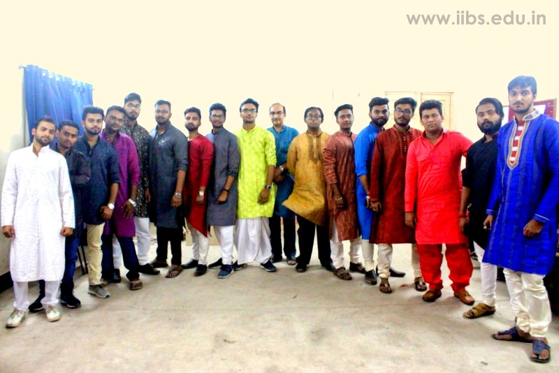 Ethnic Day - A Day of Diversity Celebration at IIBS Kolkata