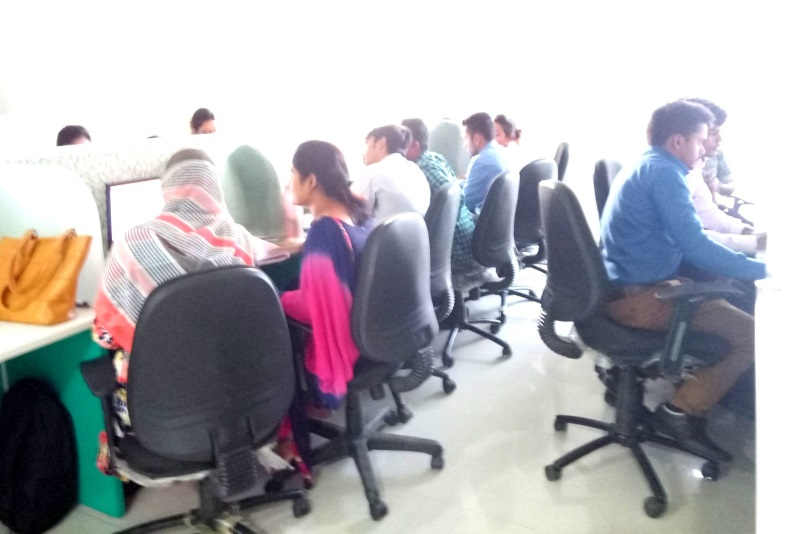 A Session on Company Culture and Review at IIBS B-School Bangalore