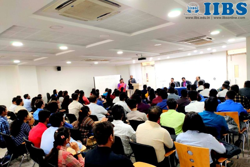 Induction Program for MBA Batch 2019-21at IIBS Bangalore