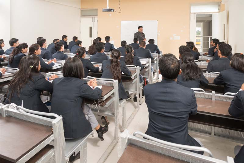 Finest facilities uniformly across its MBA colleges in Bangalore