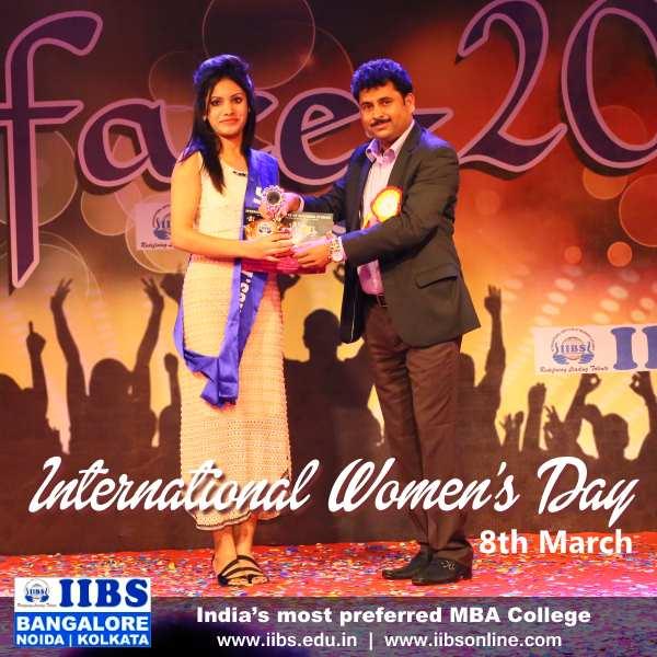 International Women's Day - 8th March