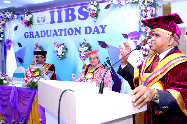 Registration Form - Graduation Day (September, 2017) - IIBS Bangalore