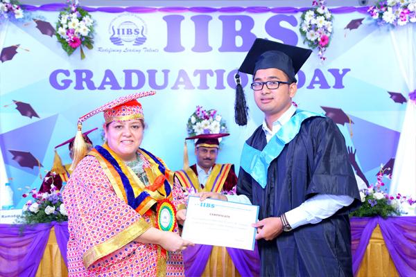Registration Form - Graduation Day (September, 2017) - IIBS Bangalore