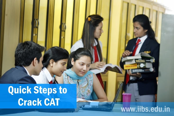 Here are few Super Quick Steps to Crack CAT 2017!