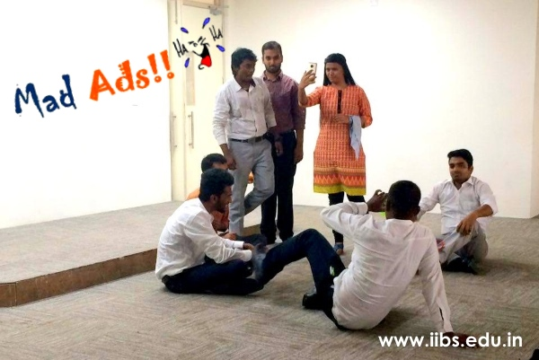 IIBS MOM Program: Mad Ads- Boxer Bhai Detergent Team Won