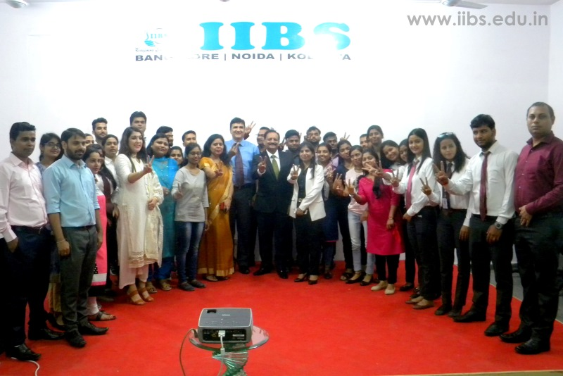 Welcome MBA 2018 Batch Orientation Program at IIBS Noida