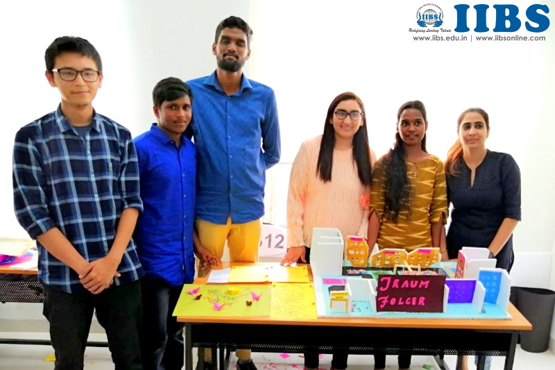 Build a Business Model Preparation by PGDM Student at IIBS   Solution Craft   MOM