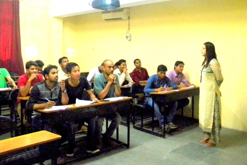 MOM:Management Games & Activities conducted in IIBS Noida