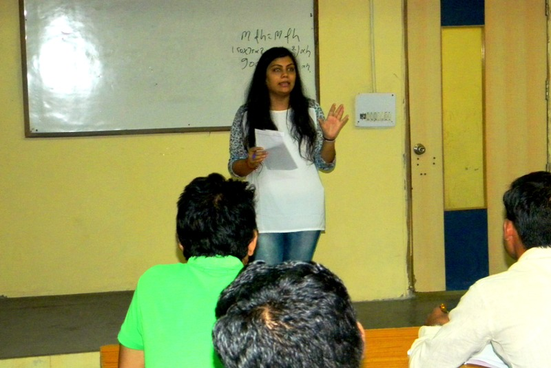 MOM:Management Games & Activities conducted in IIBS Noida