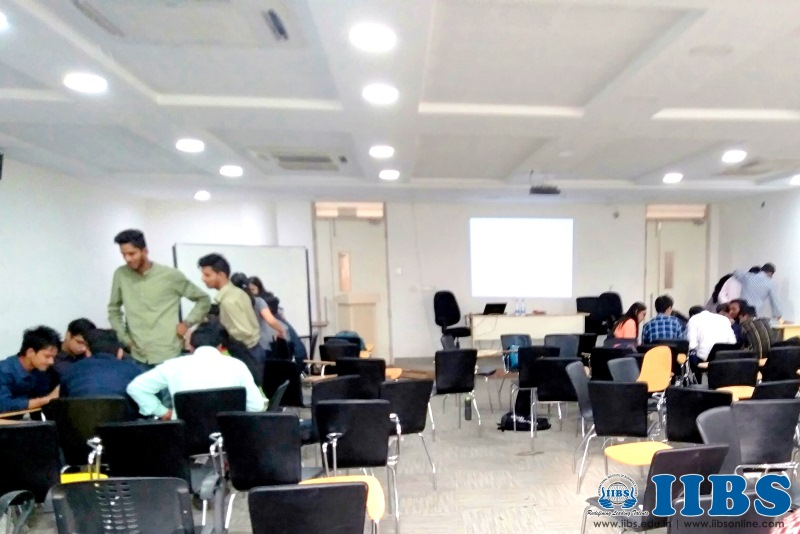 Make it or Break it - A Session for PGDM Students at IIBS | MOM