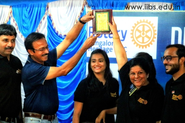 Drive 2 Inspire - Fun Car Rally by Rotary at IIBS Bangalore