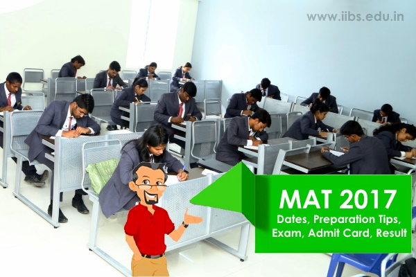 MAT 2017: Dates, Preparation Tips, Exam, Admit Card, Result