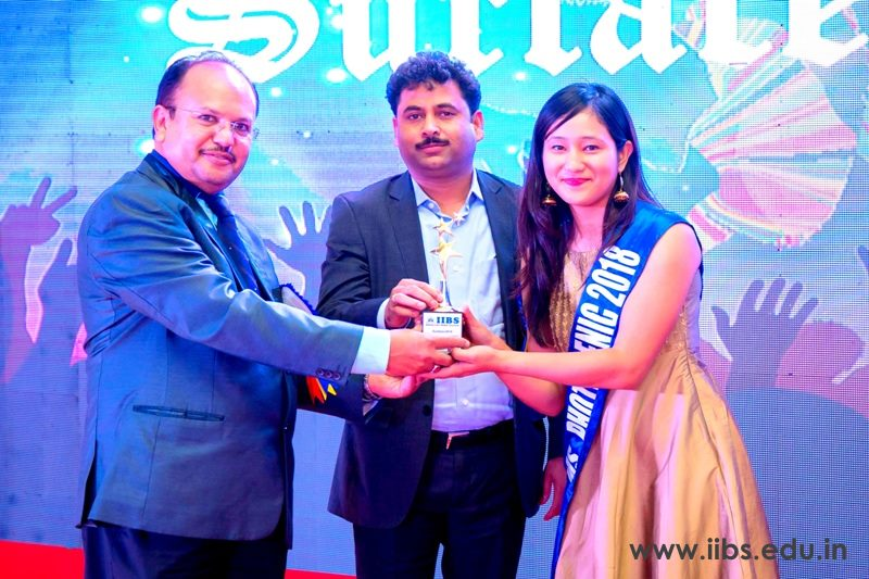 IIBS Surface-2018 Intercollegiate Cultural fest held in Bangalore