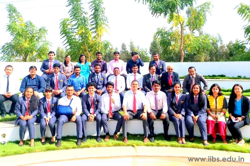 IIBS Winners of Semi-Finals International B-Plan Competition of IIM-K Echoes 2018-19