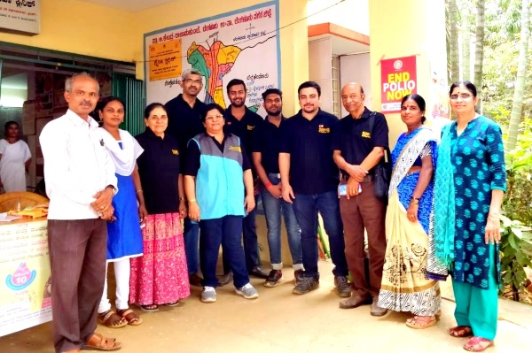 Rotary's Fight to End Polio Now | IIBS B-School, Bangalore
