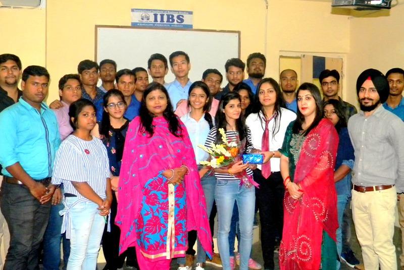 Teachers' Day Celebrations at IIBS Noida Campus