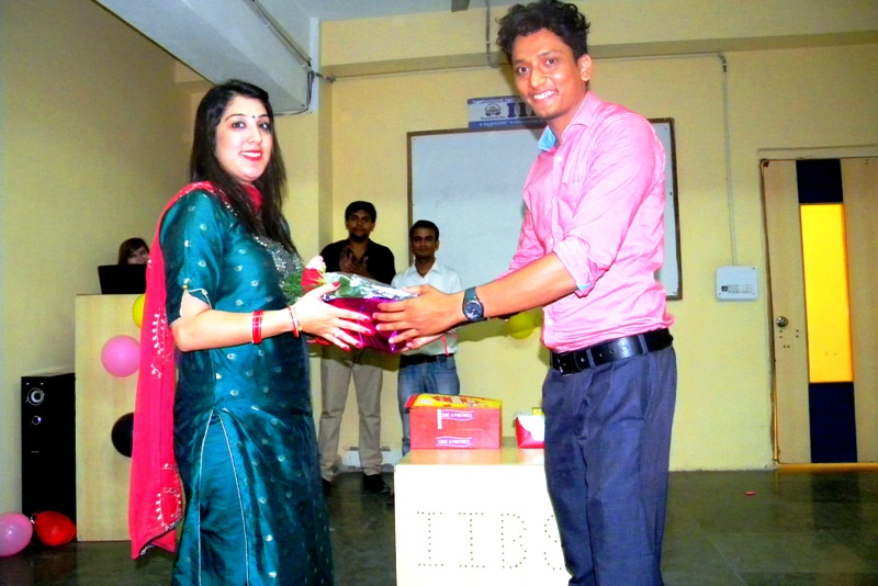 Teachers' Day Celebrations at IIBS Noida Campus