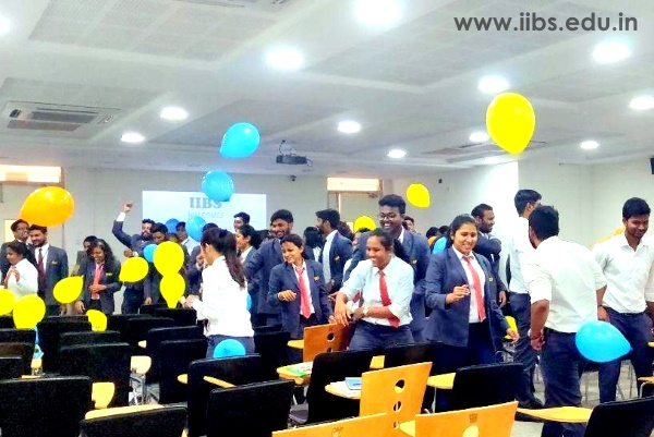 IIBS Hosted an Eye-Opening Event for the MBA Students
