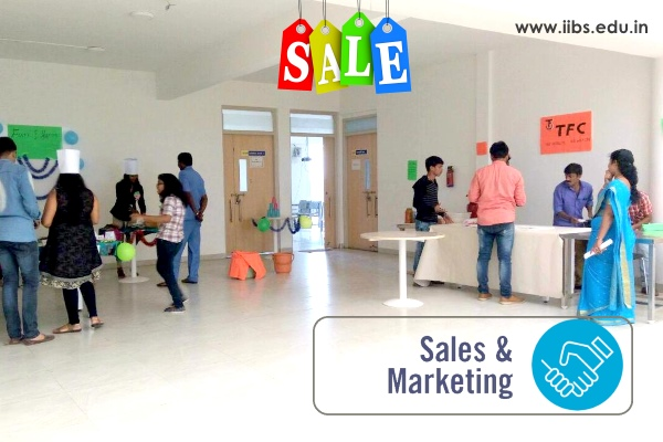 How to Teach Sales and Marketing for MBA students of IIBS?