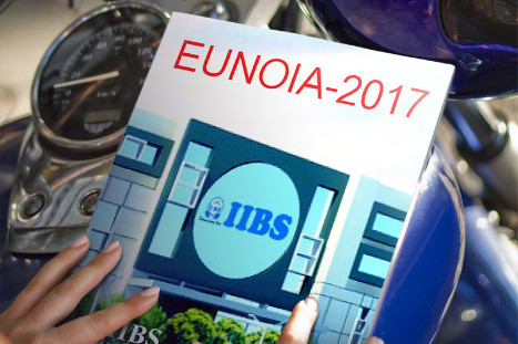 Welcome to IIBS  E-magazine Eunoia - 2017