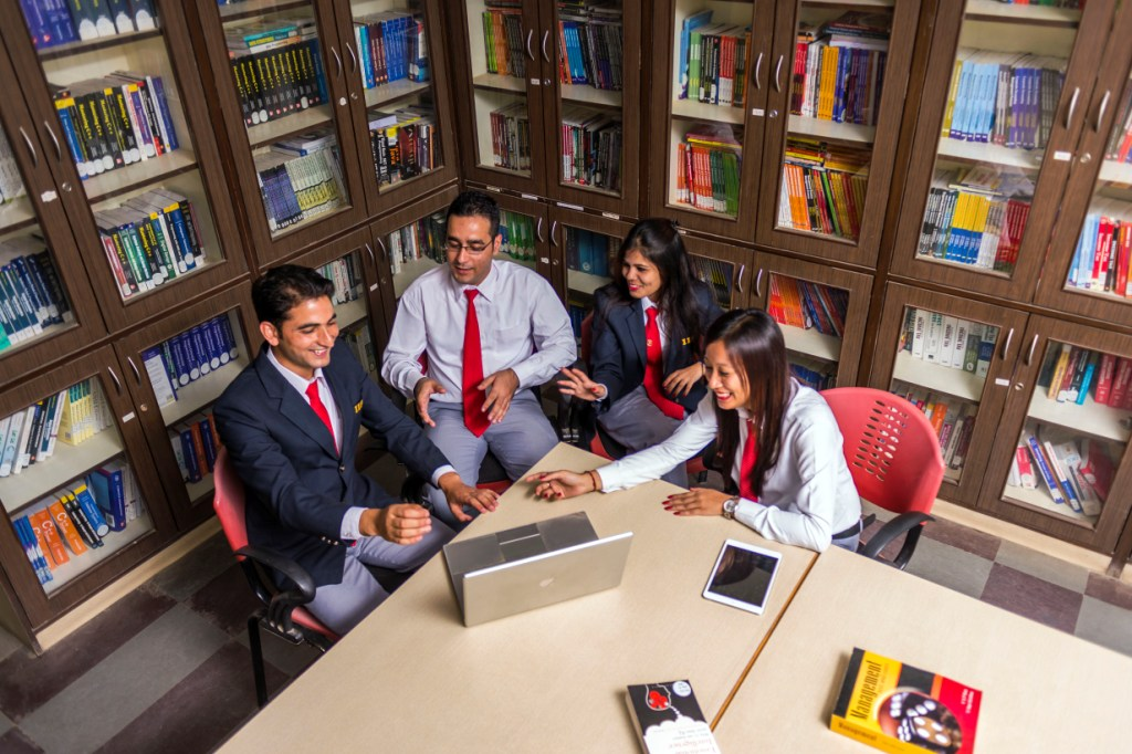 MBA Students and the corporate world