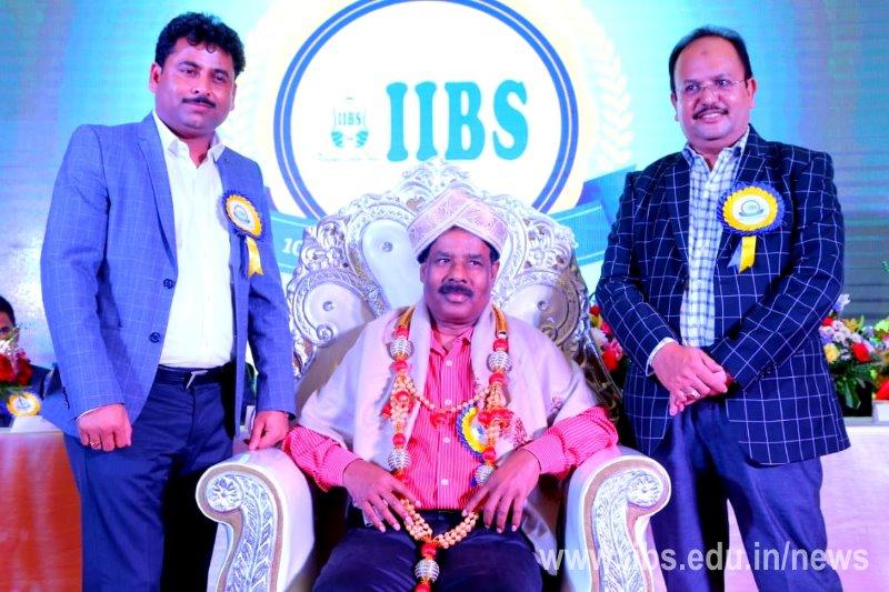 Decennium Celebration of IIBS Business School at Bangalore