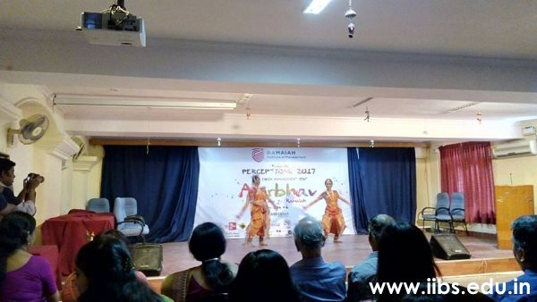 IIBS Bangalore Student have participated in the National Level Management Fest