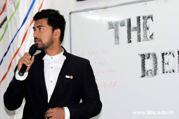 The Rotaract Club of IIBS organized a Debate Competition in IIBS Bangalore Campus.
