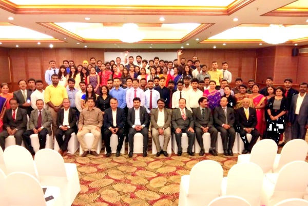 Valedictory Celebration at IIBS Business School Bangalore
