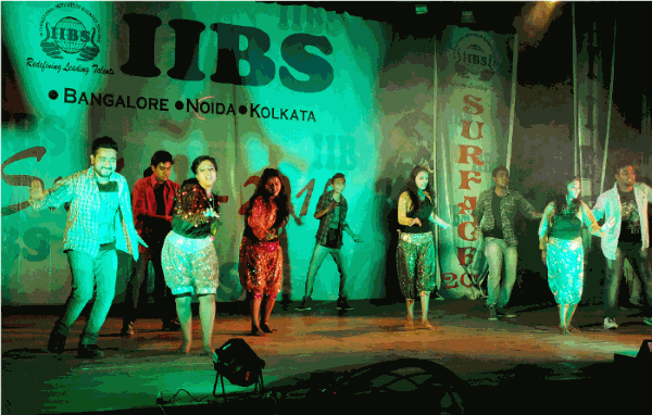 IIBS' 'learning by experience' initiative