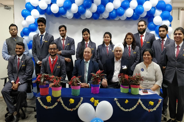 IIBS Rotaract Office Bearers Installation Program