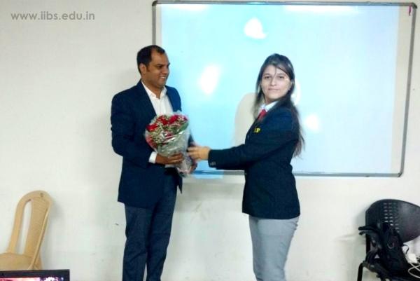 Training Programme on Marketing Analytics at IIBS MBA College Bangalore