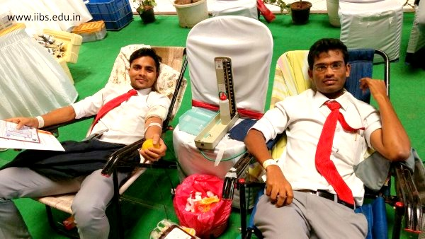 RCIIBS Participation at Mega Blood Donation and Awareness Drive of Rotary International District, 3190