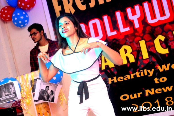 IIBS Kolkata Campus Celebrates the MBA Fresher's Party 2018