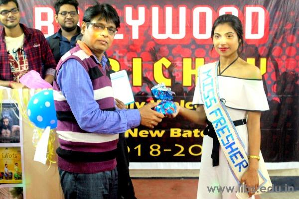 IIBS Kolkata Campus Celebrates the MBA Fresher's Party 2018