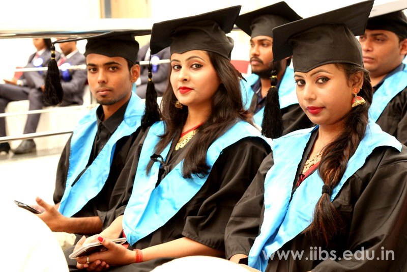 IIBS Bangalore Organised the Graduation Day Ceremony for the MBA Batch 2015
