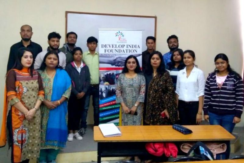 CSR Initiative: A Session on the importance of Individual Social Responsibility at IIBS Noida Campus