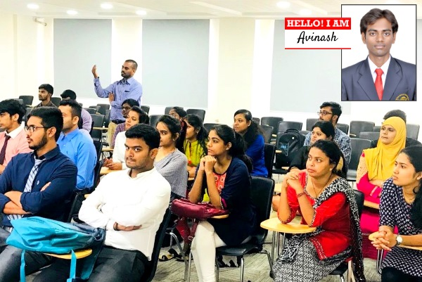 Career Guidance Session by Alumni at IIBS Bangalore Campus