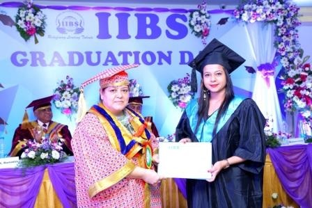 Registration for Convocation / Graduation Day-2018 IIBS Bangalore