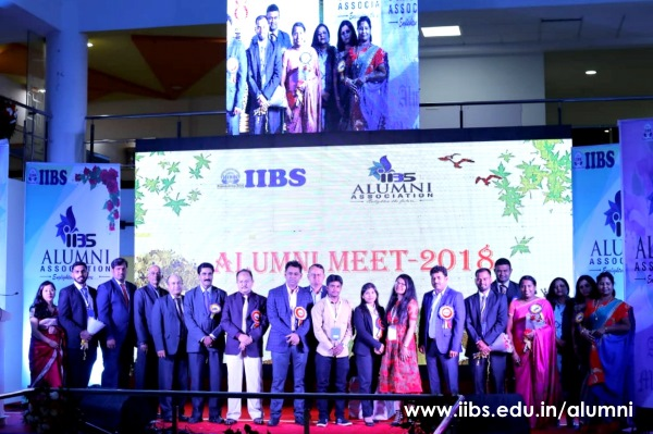 IIBS Alumni Association Meet - 2018 was held in Bangalore